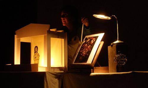 El Museo de Bellas Artes de Asturias y los títeres