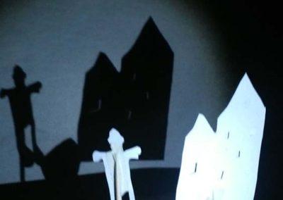 Taller Teatro de Sombras