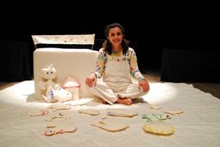 Asturias con niños: Títeres en Corvera: Nubes de cuento