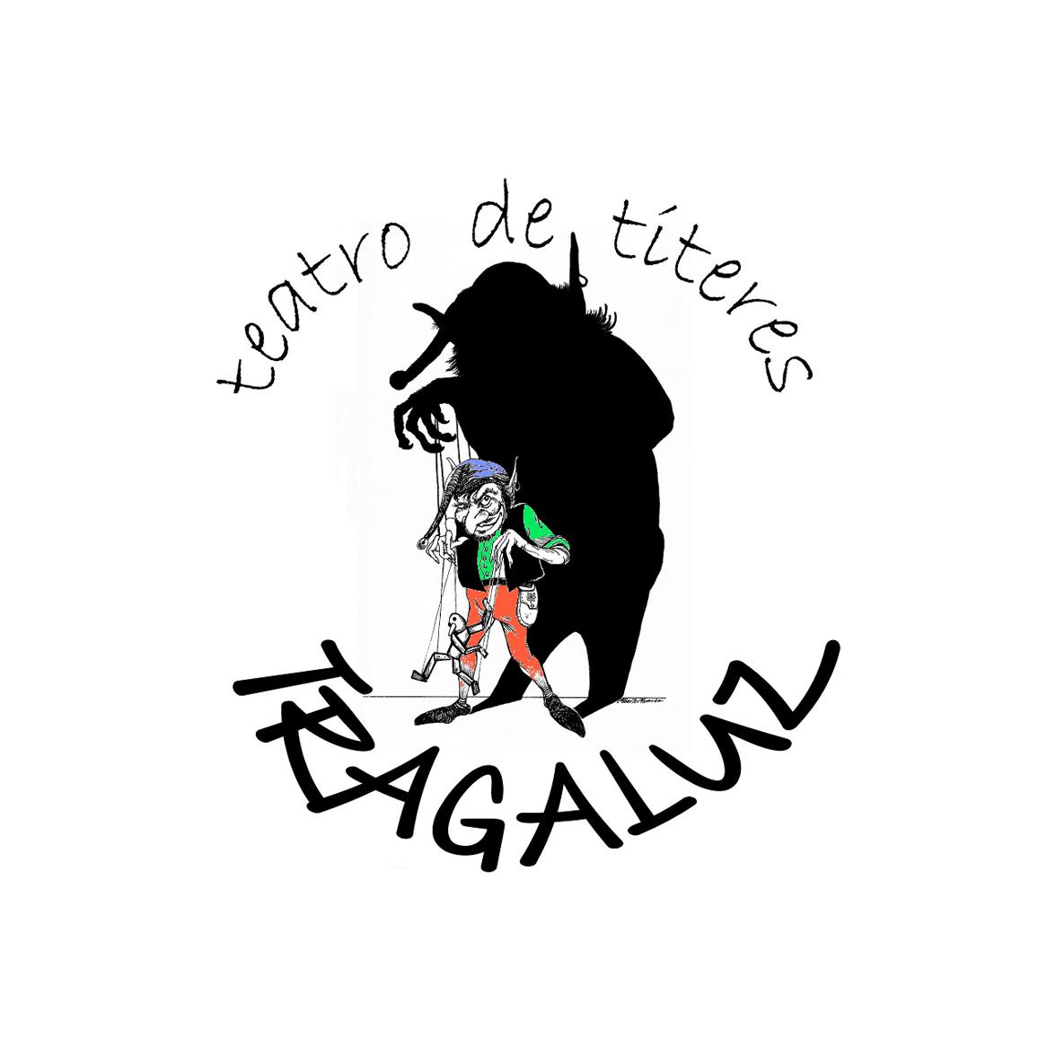 Logotipo Teatro de Títeres- Tragaluz